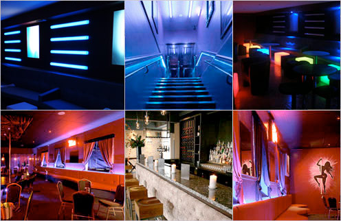 Elegant Nightclub U0026 Bar Design